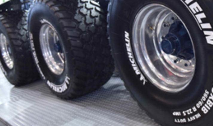códios de las ruedas: Neumáticos agrícolas