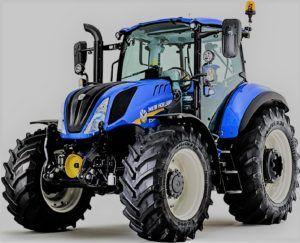 🥇 Tractor del Año Utilitario 2017: New Holland T5.120