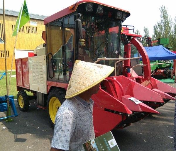 Feria de Maquinaria Agrícola en China