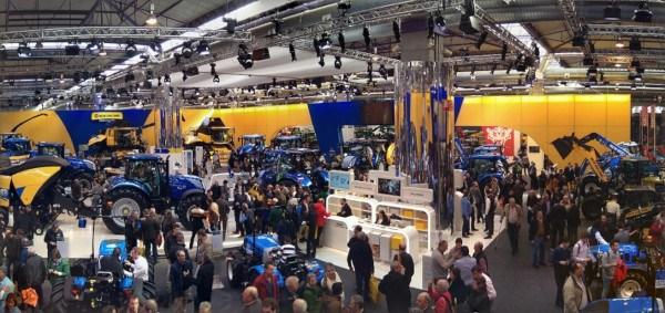 Feria de maquinaria de España