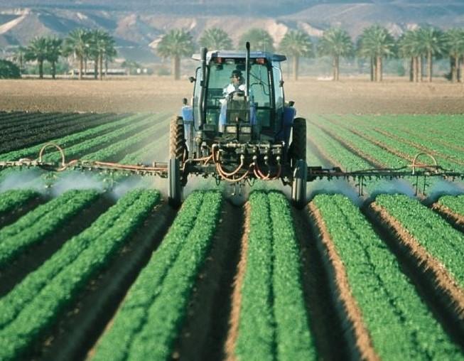 Maquinaria agraria para la aplicación de productos fitosanitarios: Pulverización