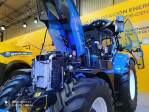 New Holland Methane Power: el Tractor de Metano