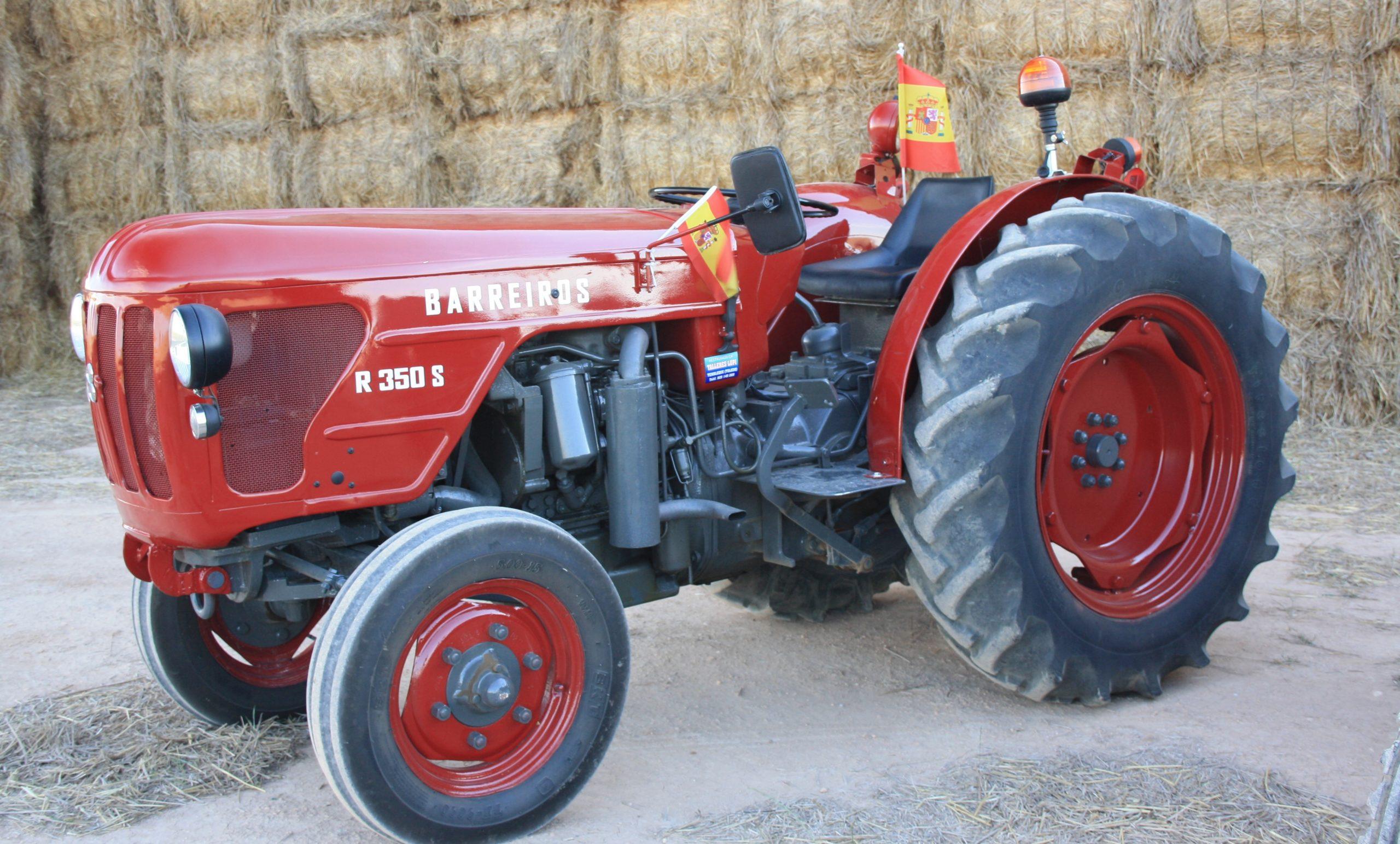 Tractores Barreiros: historia de un imperio hundido y un legado para el recuerdo